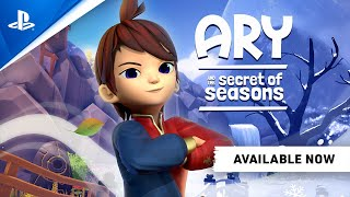 Ary and the Secret of Seasons - Launch Trailer | PS4