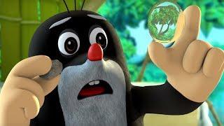 Кротик и Панда - все серии сразу - сборник 21-25 -  развивающий мультфильм для детей