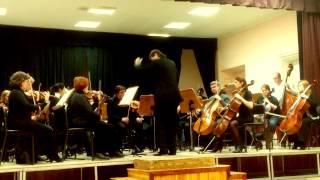 Brahms: Symphony no. 4/4, Denys Karlov, Kiev Symphony orchestra