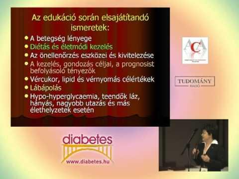 Állapotában a szénhidrát-anyagcsere nem utal a fogalom előtti cukorbetegség