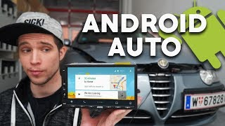 Apple Carplay  Android Auto in EVERY CAR ! Atoto A6 Pro 2DIN Android Headunit Review!