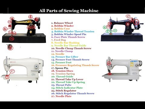 Sewing Machine Parts at Best Price in India