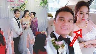 Choáng ngợp quà cưới mẹ chồng trao cho con dâu DJ trong đám cưới hoành tráng của Khắc Việt