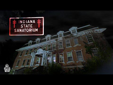The Haunting Of Indiana State Sanatorium