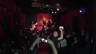 ABADDON INCARNATE - [FULL SET] Live @ Fredz, Cork (14/12/2018)