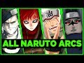 Ranking Every Arc in Naruto (ft Swagkage)