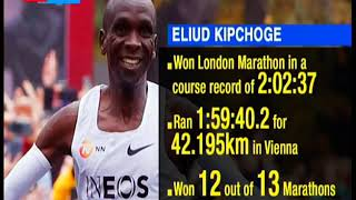 Eliud Kipchoge and Timothy Cheruyot among 11 nominees shortlisted by the IAAF