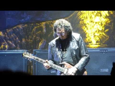 Concierto Black Sabbath
