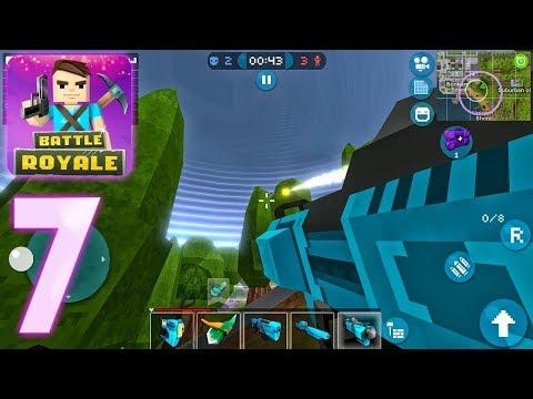 Mad GunZ - Battle Royale Gameplay Part 7