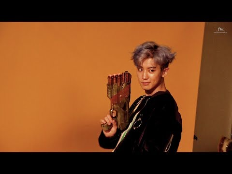 [RAW:FILM] EXO POWER 자켓 스케치
