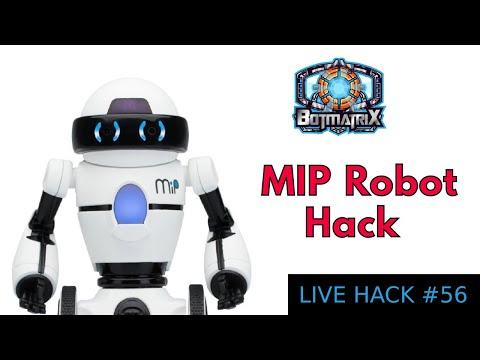 MIP Robot Live Hack