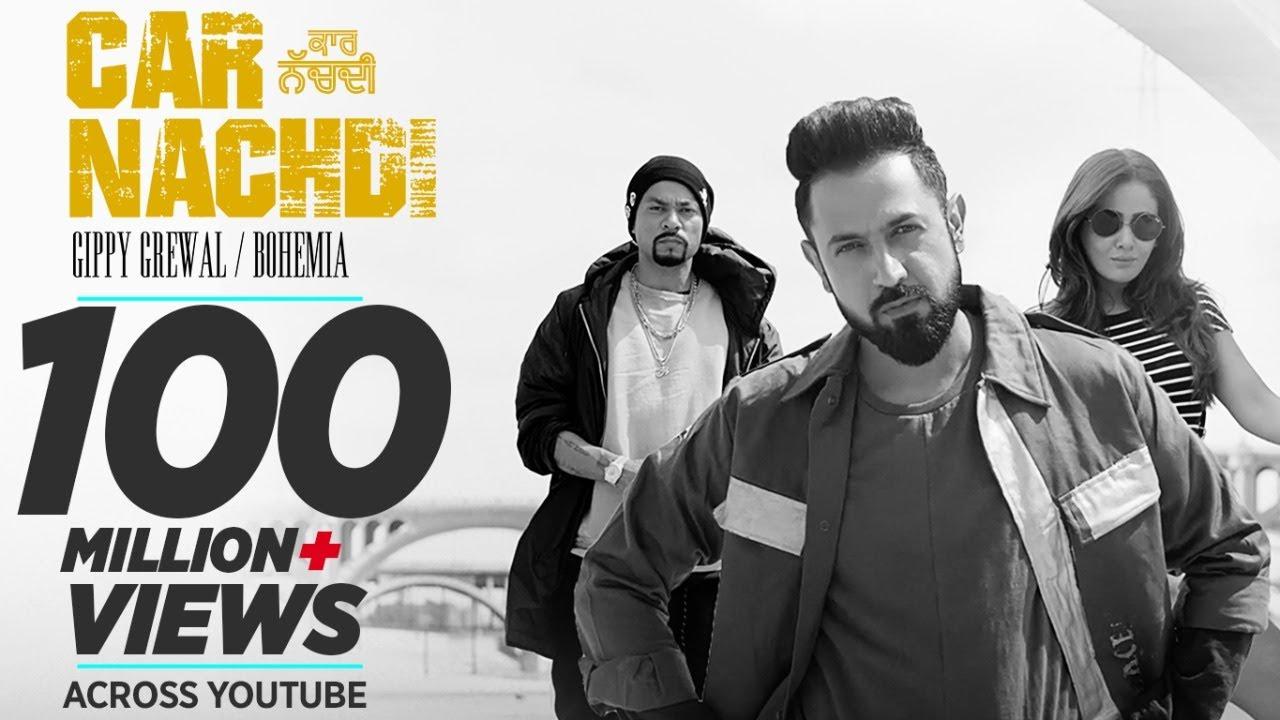 Gippy Grewal Feat Bohemia: Car Nachdi Official Video | Jaani, B Praak | Parul Yadav  downoad full Hd Video