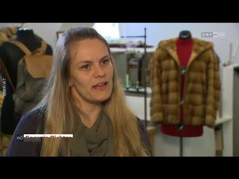 Alte Pelze für neue Jacken ORF Niederösterreich heute