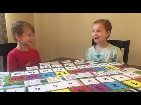Grandma's Counting Farm presented by Violet and Charlie! - Part 2