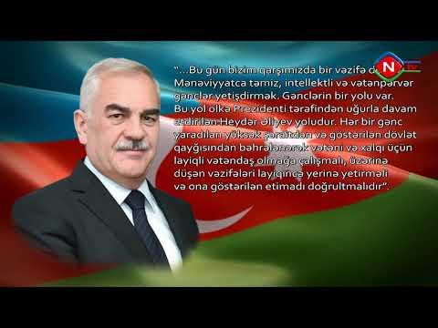 Naxçıvanda gənclik - Televiziya filmi 17.11.2020