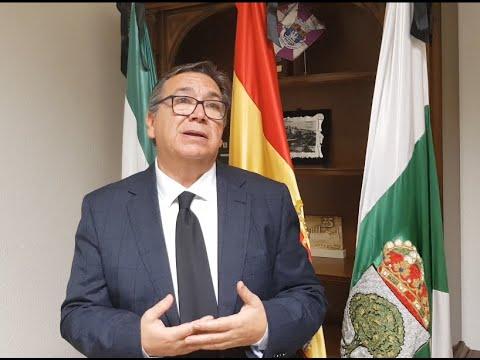 Alcalde de Almendralejo, José María Ramírez