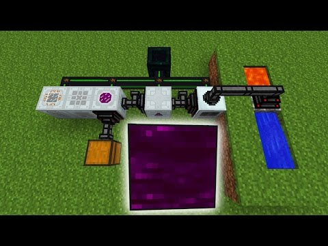 Industrialcraft 2 - Liquid UU Matter Tutorial - Minecraft Mod