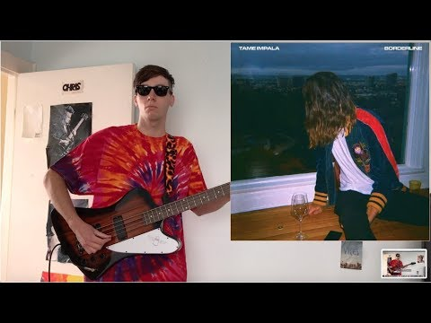 Tame Impala - Borderline (Bass Cover)(TABS)