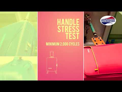 American Tourister - Quality Test