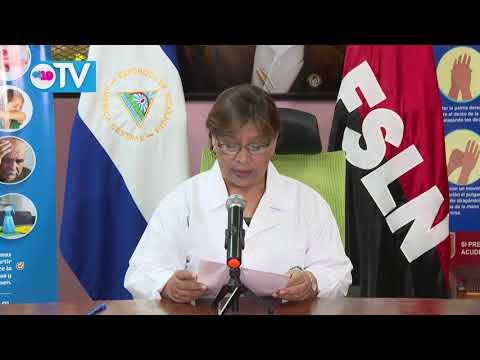 Nicaragua contabiliza 2,913 pacientes recuperados de covid- 19 hasta el 04 de agosto