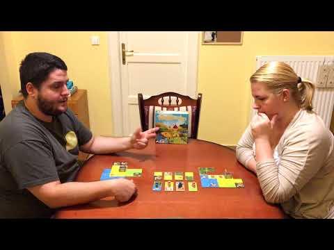 Kingdomino Játékparty (Gameplay) - Mit Játsszunk?