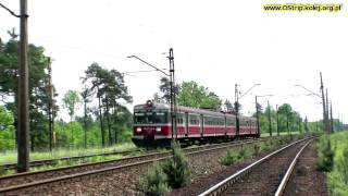 preview picture of video '[ Koleje Śląskie ] EN57-749  @ Kalety. 2014-06-01'