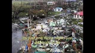 Shane Filan Coming Home Lyric Video typhoon Yolanda Haiyan