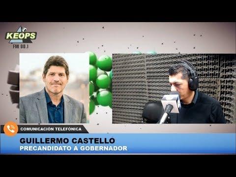"""Castello, el candidato a Gobernador de Espert, volvió a denunciar """"proscripción"""""""