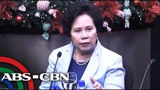 Miriam bares views on Poe's status, Duterte's cursing