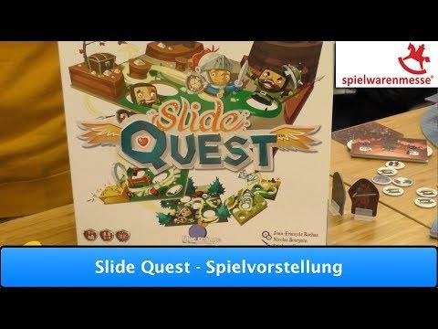 Slide Quest [Blue Orange] - Spielvorstellung (engl.)