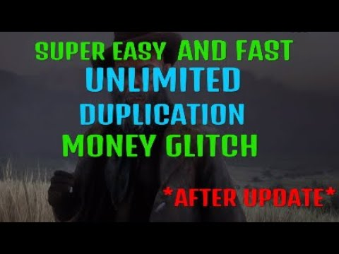 PATCHED*** Unlimited Gold Bars Glitch after Patch 1 Red Dead