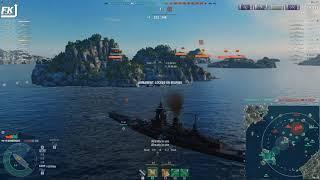 World of Warships - Ah Ah ah ah stayin' alive