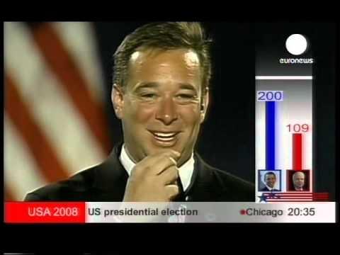победа Барака Обамы на выборах 2008