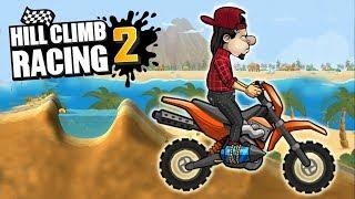 Мультики с машинками детские развивающие игры на андроид супер гонки Hill Climb Racing 2