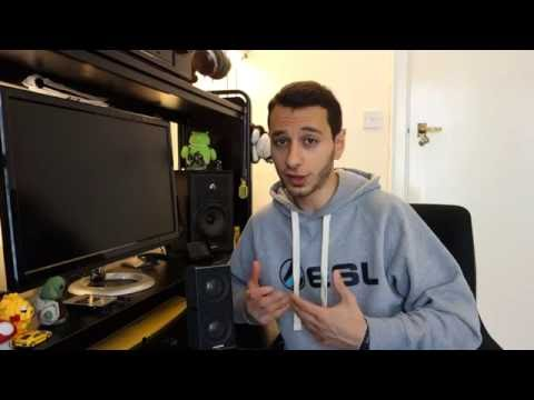 Creative T6 Series II PC sound system review - By TotallydubbedHD