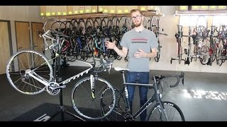 Comparing the Scott Solace & the Cannondale Synapse Endurance Road Bikes