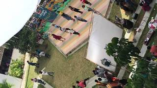 Imaikka nodigal / Anjali CBI   Vilambara Idaiveli Video Song   Atharvaa, Raashi Khanna   Song making