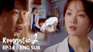 Lee Seong Kyoung is Unable to Bear it! She Punches Him [Dr. Romantic 2 Ep 14]