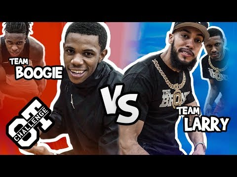 Rapper A Boogie Goes BEAST MODE In Overtime Challenge! Backpack Kid Pulls Up With WHO!? 😱