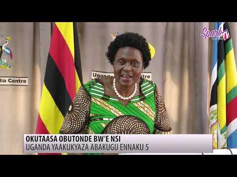 KUTAASA OBUTONDE BW'ENSI: Uganda yakukyaza abakugu ennaku 5
