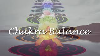 Feel In Balance Using This 10 Minute Chakra Guided Meditation