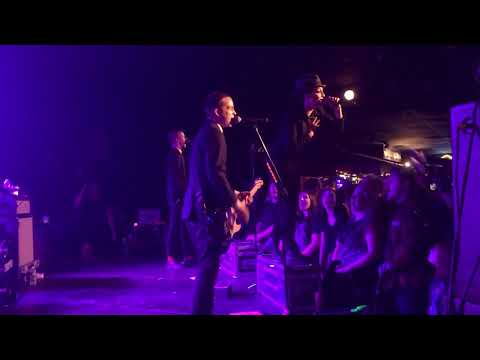 The Interrupters Live at Bottleneck Lawrence KS 12/16/17 Takes the Stage