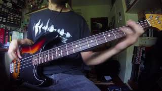 Retrattile - Marlene Kuntz - bass cover