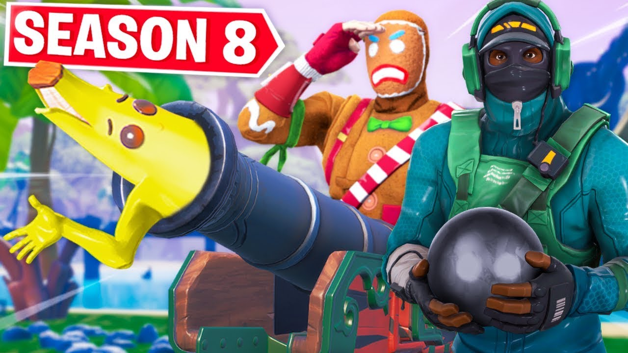 Fresh & LazarBeam Play SEASON 8! - vTomb