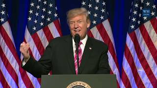 President Trump Gives Remarks at the Opening of the Mississippi Civil Rights Museum