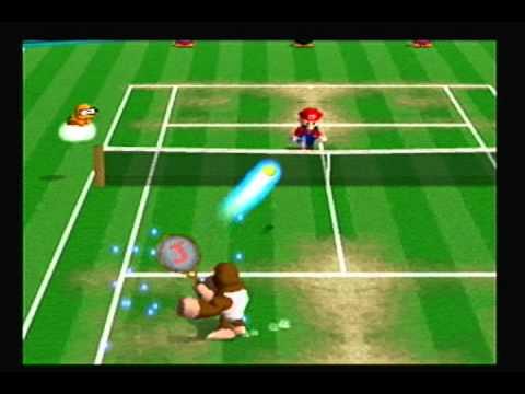 mario tennis nintendo 64 occasion