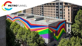 Creating colour in the heart of Melbourne with Emma Coulter