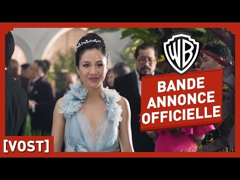 Crazy Rich Asians Warner Bros. France / Warner Bros./ Color Force / Ivanhoe Productions