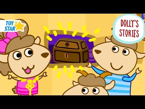 Dolly's Stories | The Treasure ⭐SEASON 2⭐ Episode #101