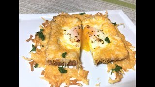 Молниеносный ЗАВТРАК-ВКУСНЯТИНА , если Вы очень спешите! Breakfast with Egg